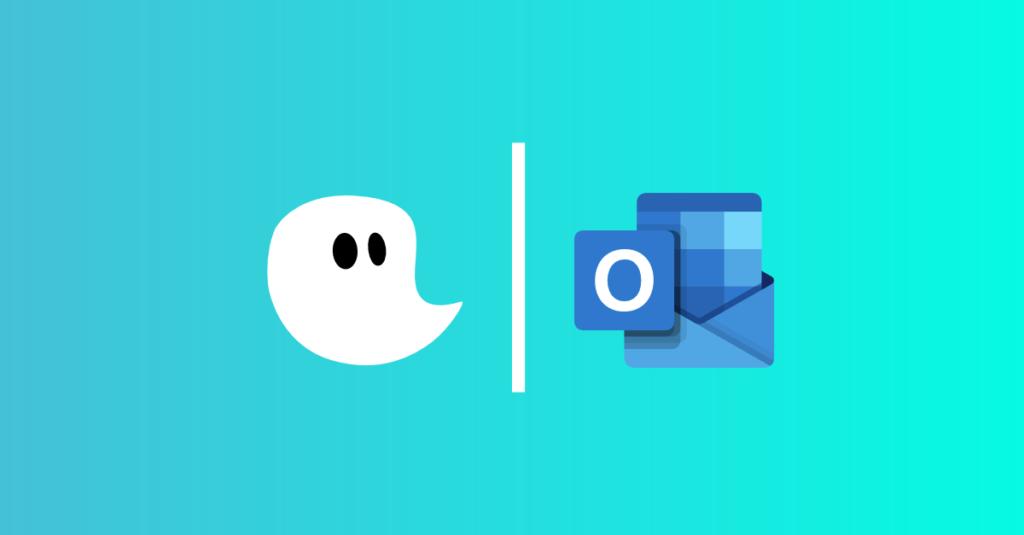 Outlook Calendar meets timeghost